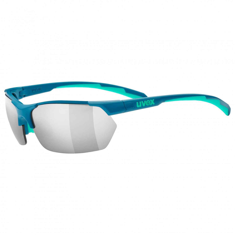 Uvex Fahrradbrille Sportbrille Sportstyle 114 black mat Wechselscheiben