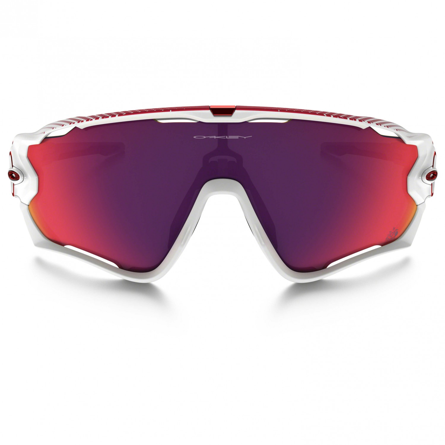 Oakley Jawbreaker Prizm >> Oakley Jawbreaker Prizm Road - Cycling Glasses | Free UK Delivery | Alpinetrek.co.uk