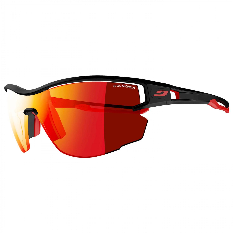 Julbo Zebra Fire Light Sunglasses Aero Schwarz RotMultilayer PuOXTikZ