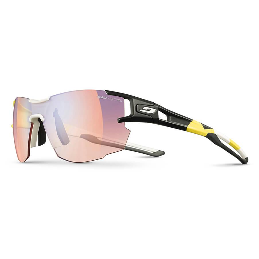 JULBO Sonnenbrille Aerolite Zebra Light schwarz 6Ombos