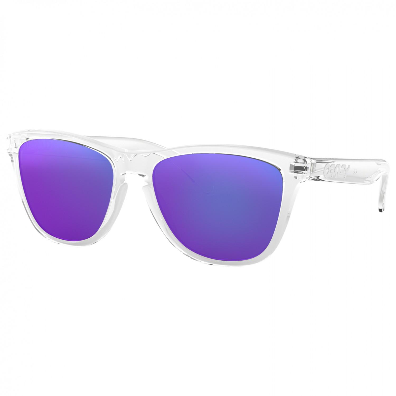 0b78bea696 Oakley Frogskins Violet Iridium S3 VLT 14% - Sunglasses Women s ...