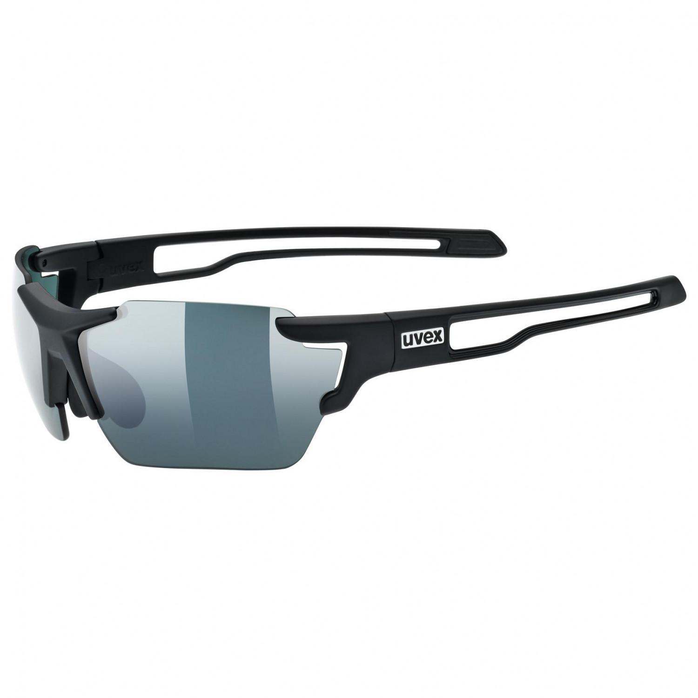 bonne vente clair et distinctif 100% authentique Uvex - Sportstyle 803 Small Colorvision Litemirror Urban - Lunettes vélo -  Black Mat   Scheibe: Colorvision Litemirror Urban S3