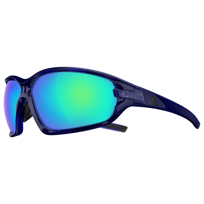 686816a34 adidas eyewear - Evil Eye Evo Basic S3 (VLT 13%) - Solbrille - Blue Shiny |  S - Blue Mirror S3 ( VLT 13%)
