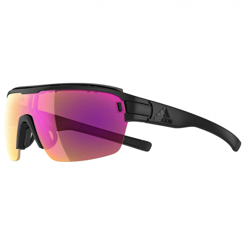 adidas eyewear Zonyk Pro Vario Mirror S1 3 VLT 13 62% Sonnenbrille Coal | L Lens: LST Bright Vario Purple Mr S1 3 VLT 13 62%
