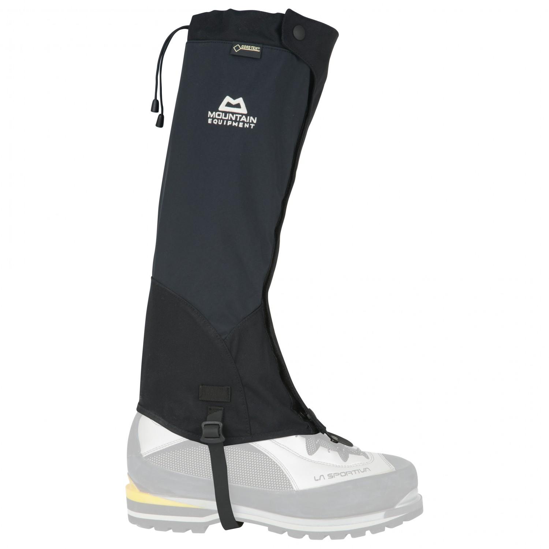 Mountain Equipment - Alpine Pro Shell Gaiter - Gamaschen Black