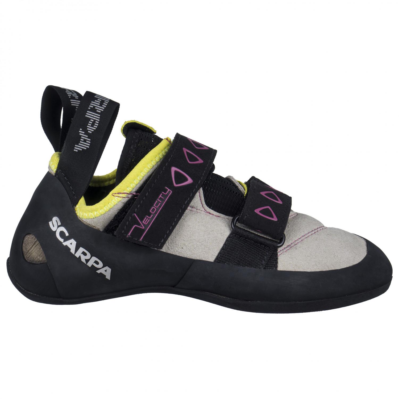 Scarpa Light Kletterschuhe 5eu Women's Yellow35 Velocity Gray dtsrhQ