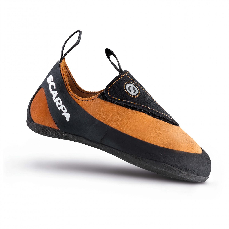 Scarpa Instinct J Kinder-Kletterschuh - orange/black - 32 (1) vDlBDLf0