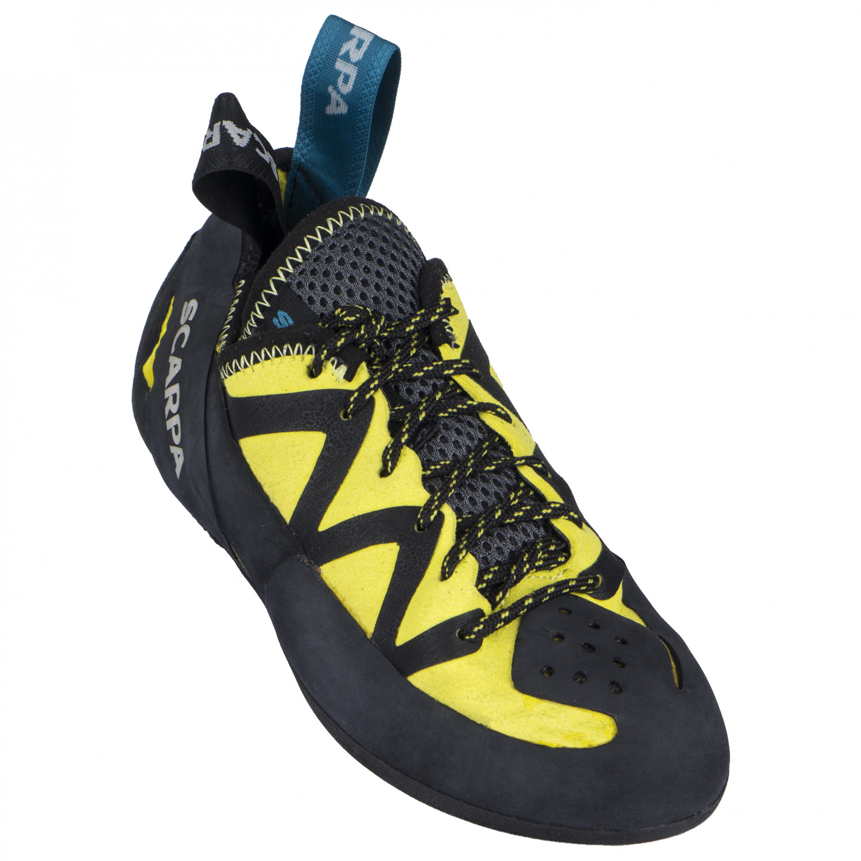 huge selection of 12eeb 7d947 Scarpa - Vapor Lace - Climbing shoes - Yellow   35 (EU)