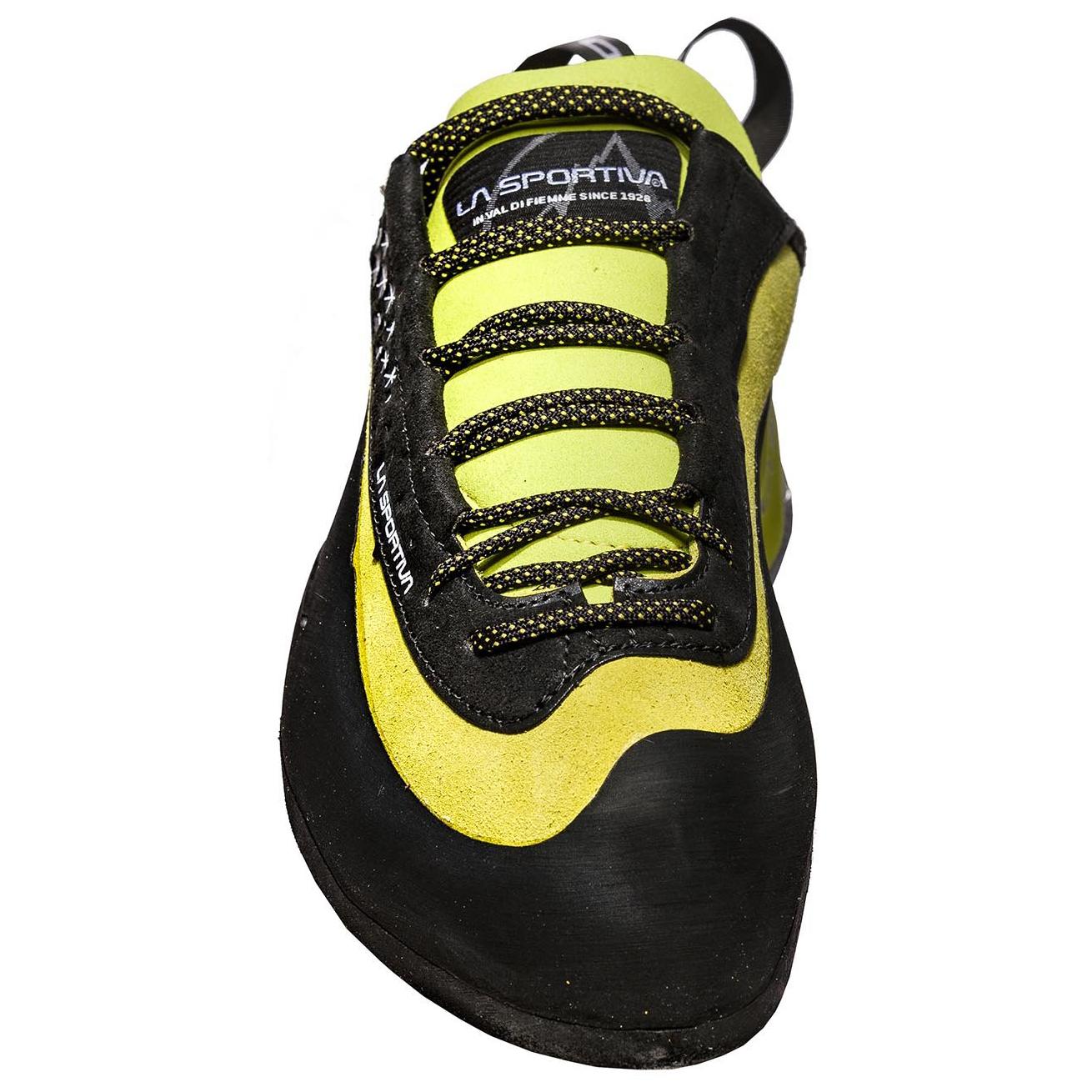 La Sportiva - Miura - Scarpette da arrampicata - Lime | 34,5 (EU)
