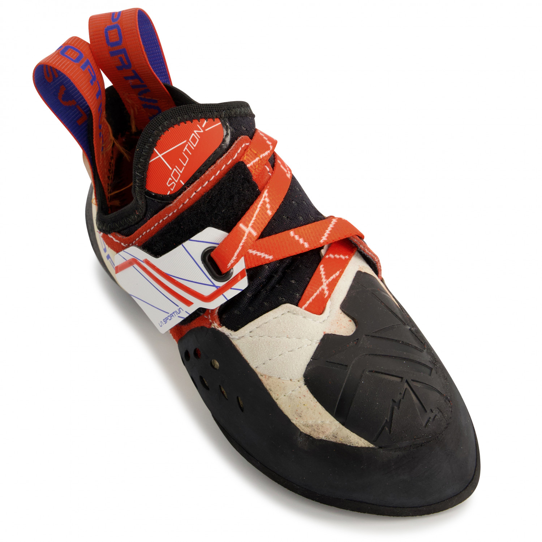 64c3ccf609 ... La Sportiva - Women s Solution - Climbing shoes ...