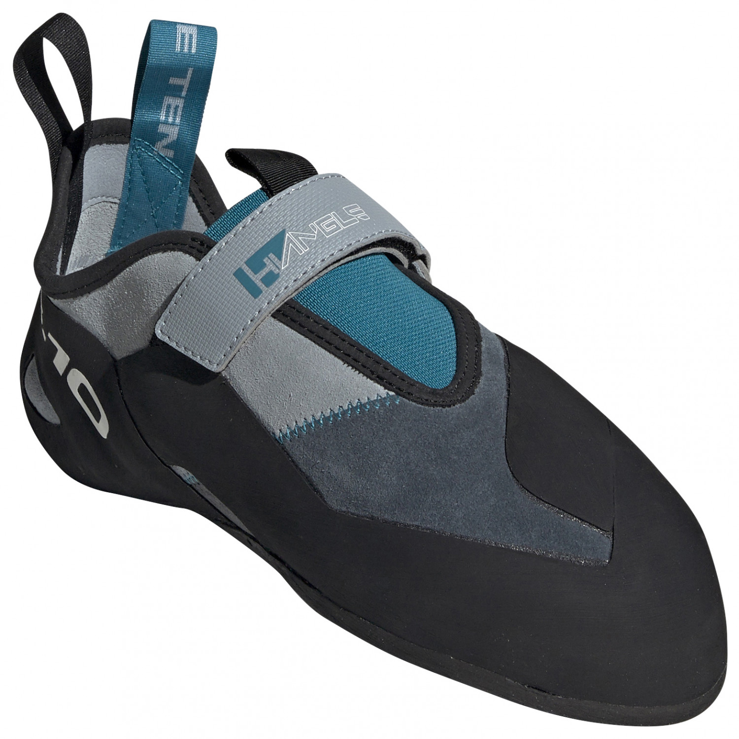 Five Ten Hiangle Klimschoenen Light Grey Bold Onix Vivid Teal | 5,5 (UK)