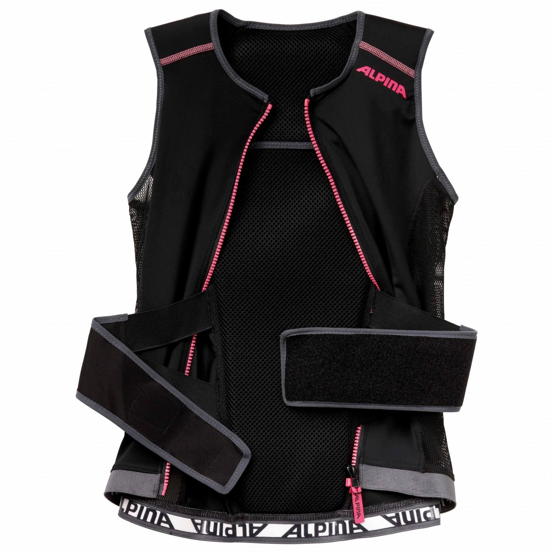 alpina jsp 3 0 junior vest protektor kinder online. Black Bedroom Furniture Sets. Home Design Ideas