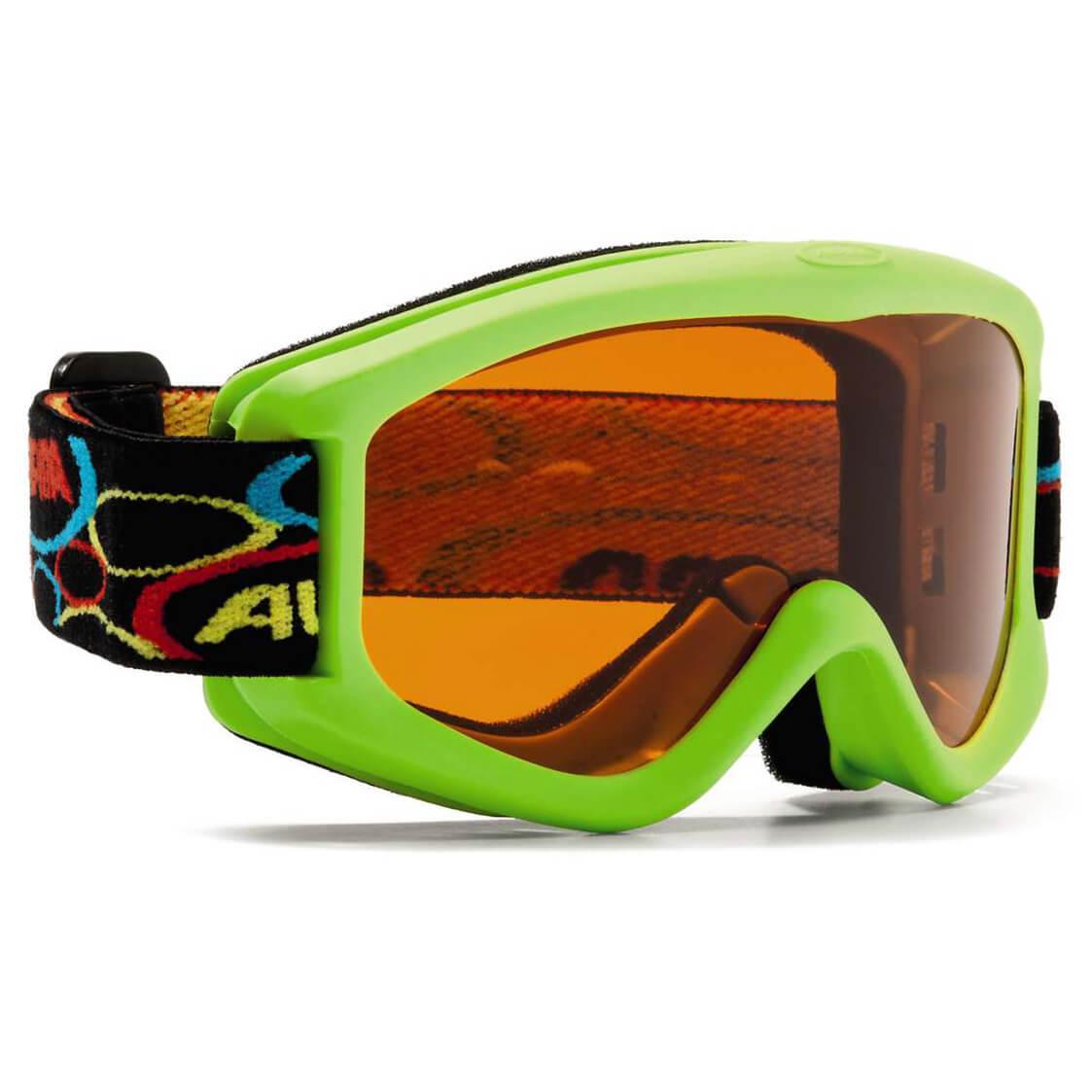 Alpina Carvy Ski Goggles Kids Buy Online Alpinetrekcouk - Alpina goggles