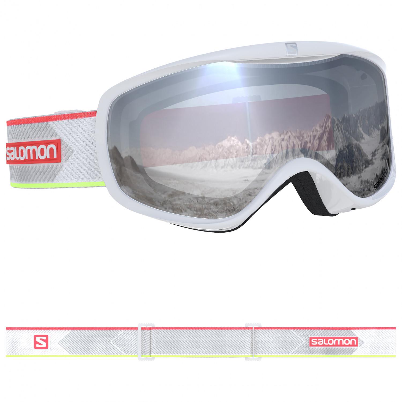 Salomon Women's Goggles Sense Skidglasögon Sense White
