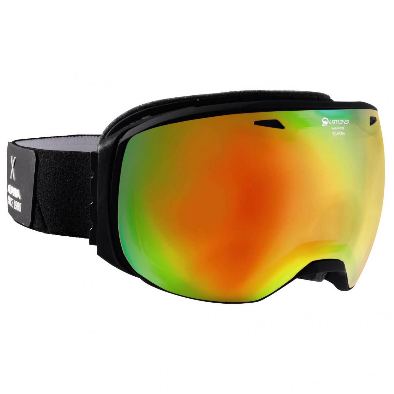Alpina Big Horn QMM Ski Goggles Free EU Delivery Bergfreundeeu - Alpina goggles