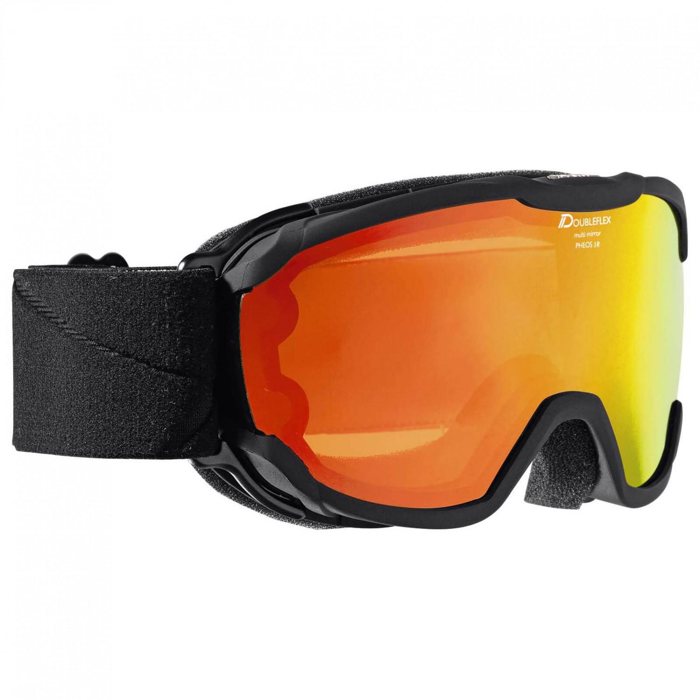 Alpina Pheos Junior MM Ski Goggles Kids Buy Online Bergfreundeeu - Alpina goggles