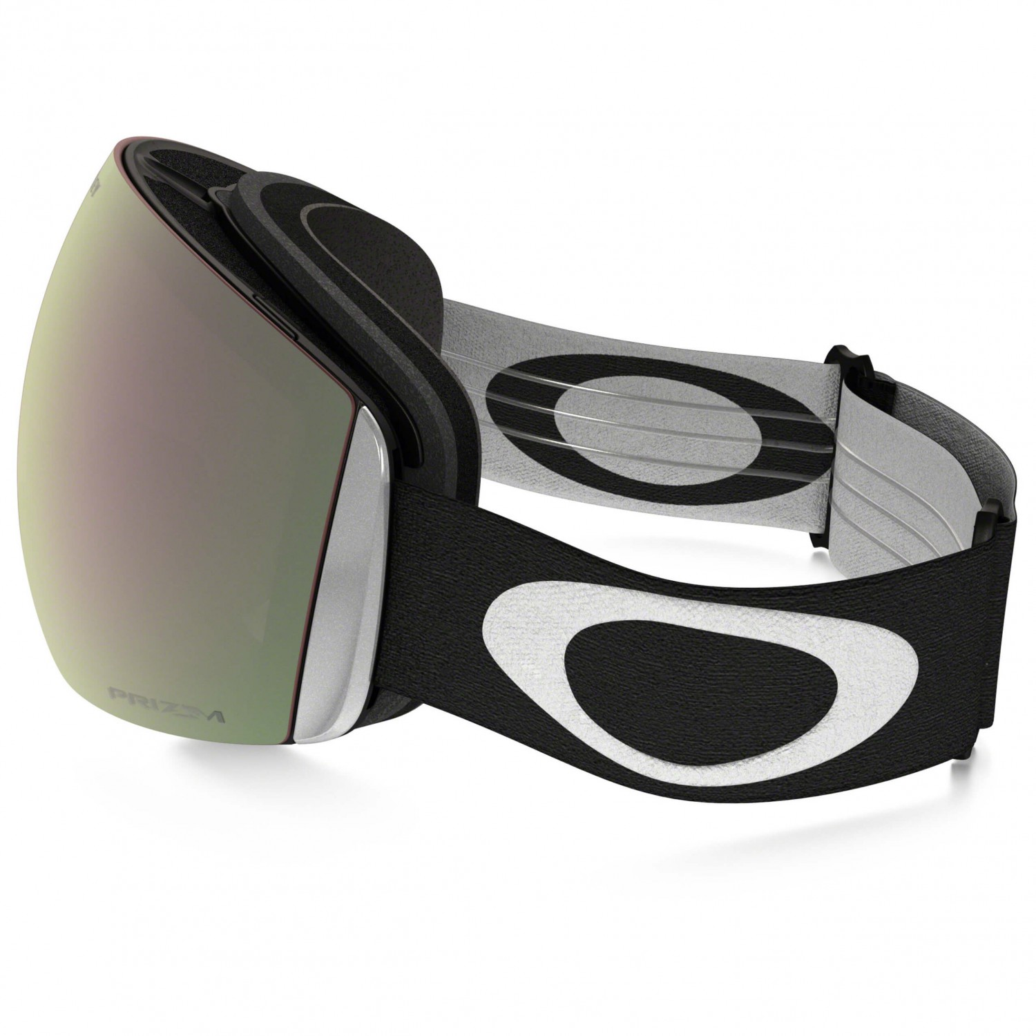 Oakley Flight Deck Prizm Iridium S2 Ski Goggles Free