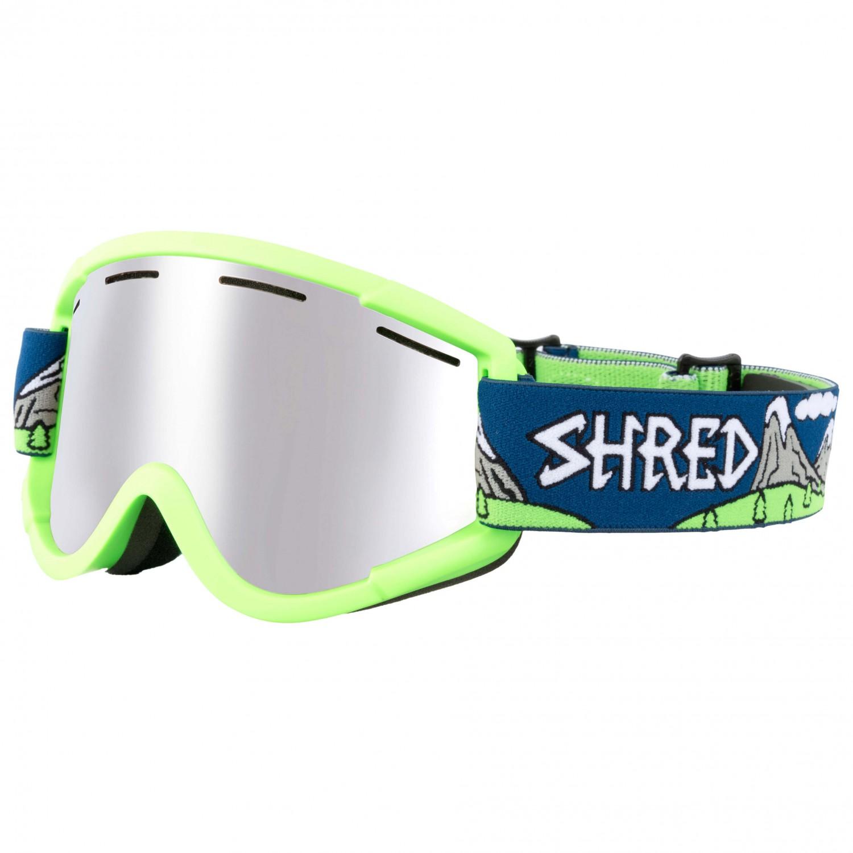shred maschera  SHRED Shred - Nastify S3 - Maschera da sci   Porto franco ...
