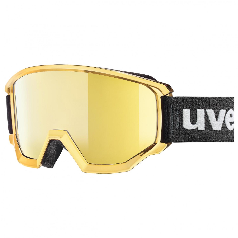 uvex maschera da sci  Uvex Athletic Full Mirror Chrome S3 - Maschera da sci | Porto franco ...