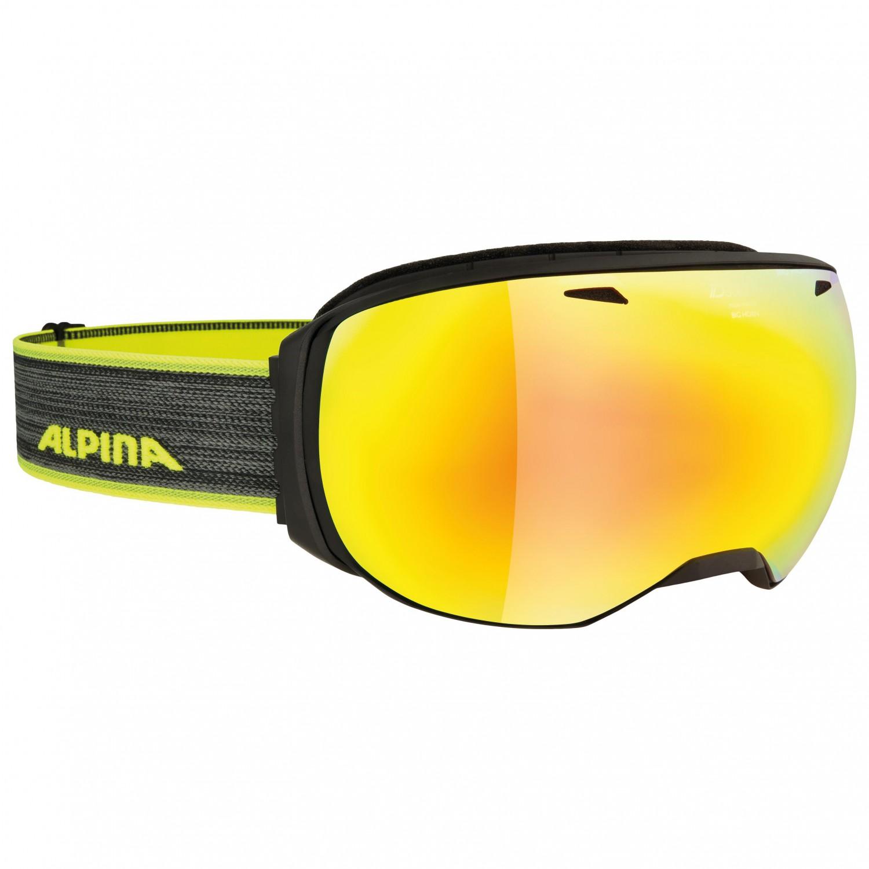 Alpina Big Horn MultiMirror S Ski Goggles Free EU Delivery - Alpina goggles