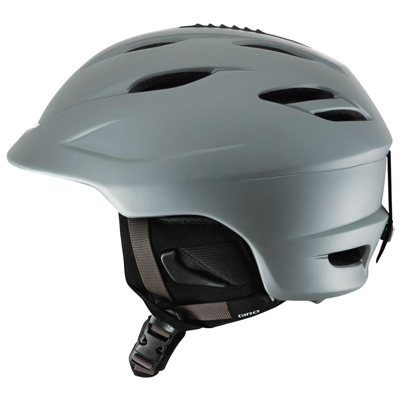 - XL Giro 62,5-65cm black Seam mens skis helmet
