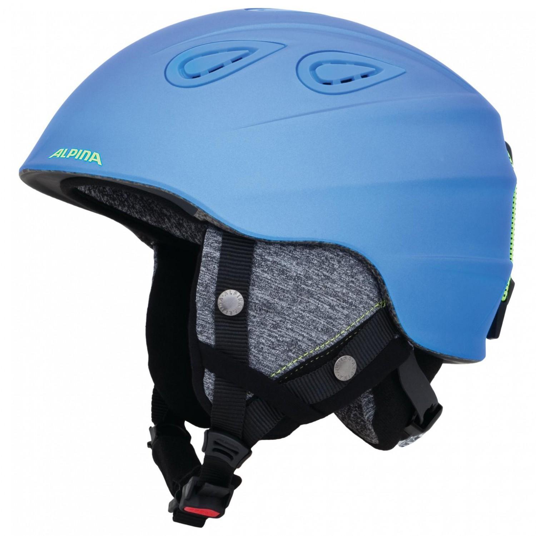 Alpina Grap Ski Helmet Free UK Delivery Alpinetrekcouk - Alpina helmets