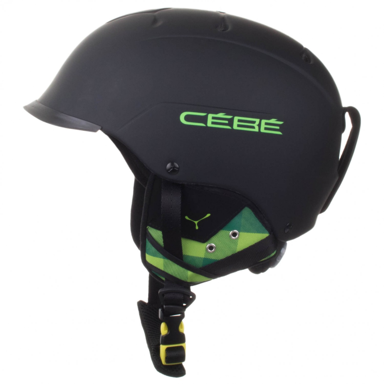 save off to buy presenting Cebe Contest Visor Snow Helmet Helmets detectivi-iasi ...
