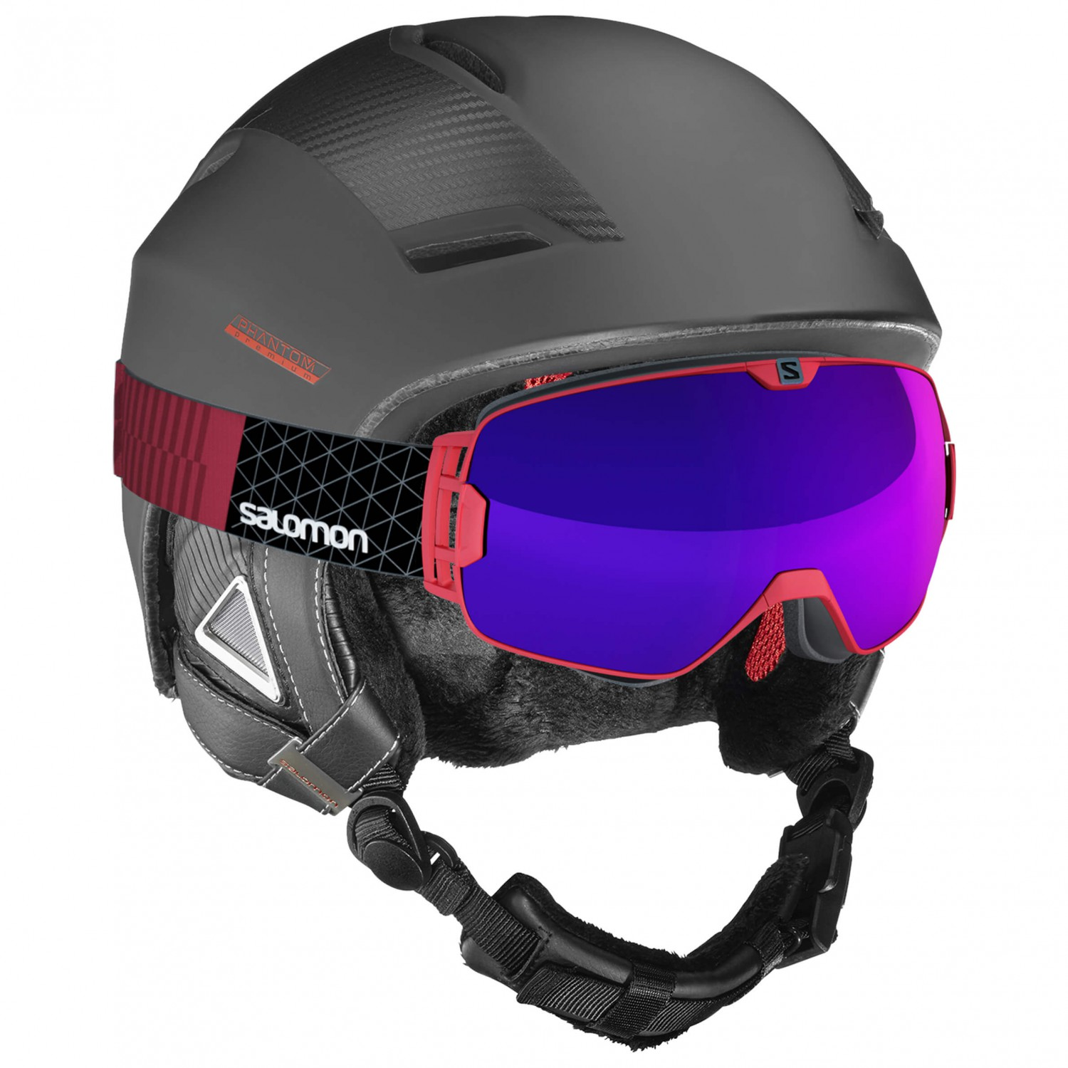 salomon phantom c air casque de ski achat en ligne. Black Bedroom Furniture Sets. Home Design Ideas