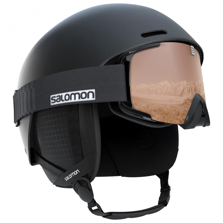 9265fc8d2a7d ... Salomon - Brigade - Ski helmet ...