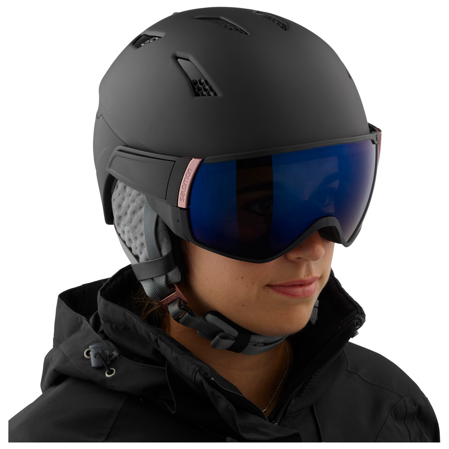 7d0fed1ad56b Salomon - Women s Mirage S - Ski helmet ...