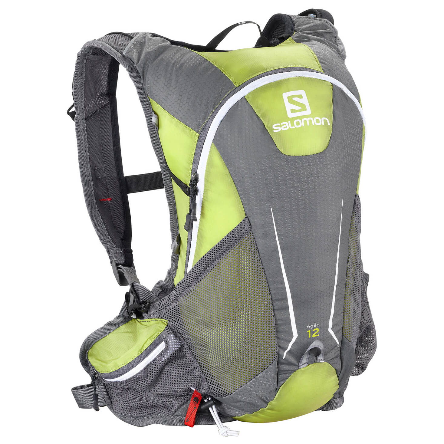 fe3648388c Salomon Agile 12 Leichter Trail Running Rucksack | The Shred Centre