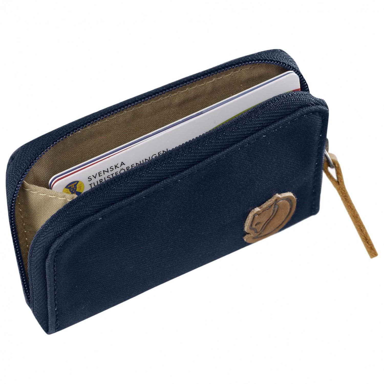 4b852bb3ae6c2 ... Fjällräven - Zip Card Holder - Wallet ...