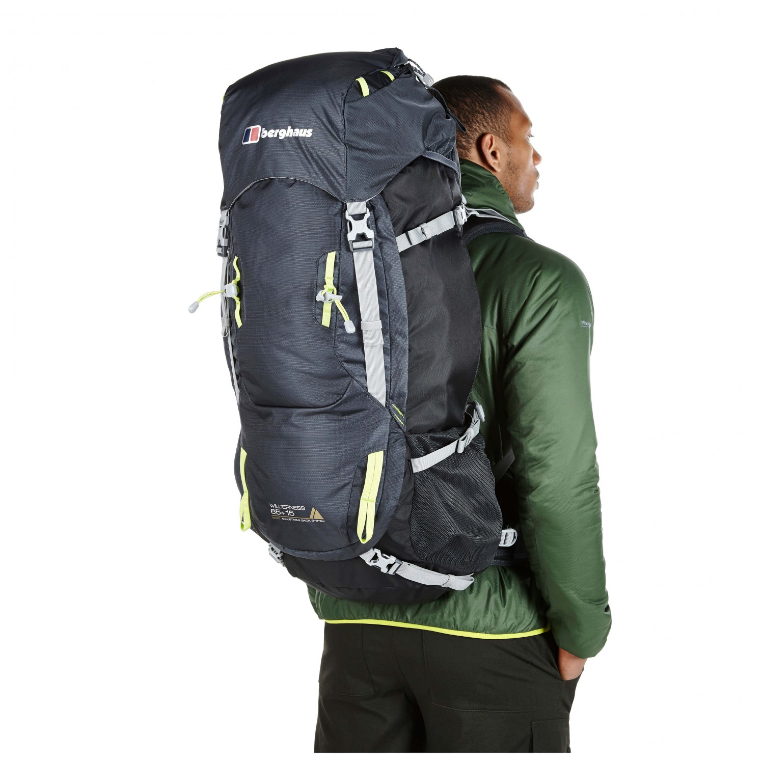 so cheap buy cheap new products Berghaus - Wilderness 65+15 - Walking backpack