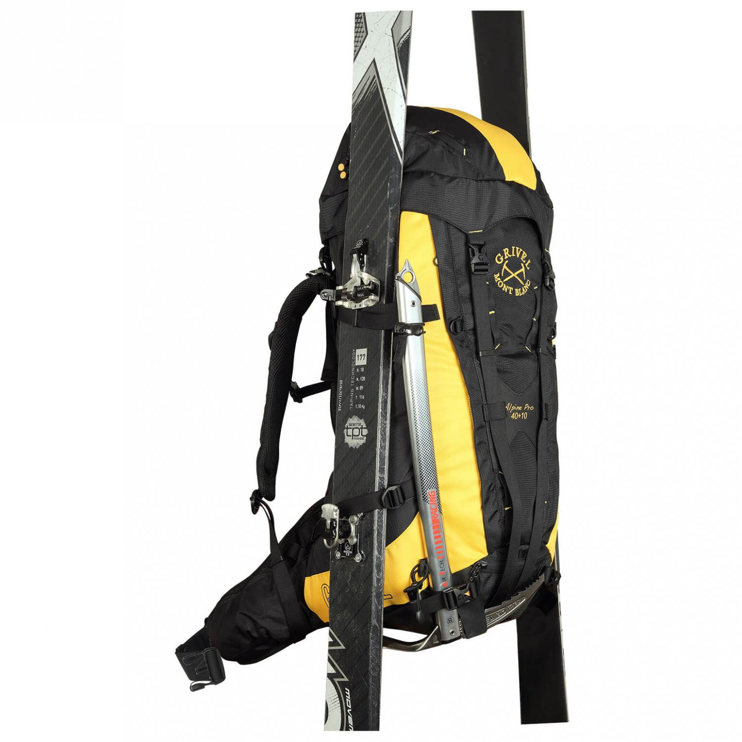 4426d477977246 Grivel Alpine Pro 40+10 - Climbing Backpack | Free UK Delivery ...