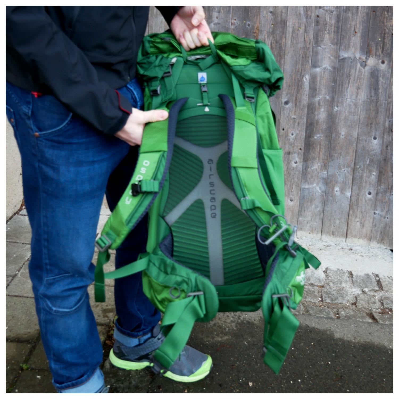 4d8a7e86d22 Osprey Kestrel 58 - Walking Backpack | Buy online | Alpinetrek.co.uk