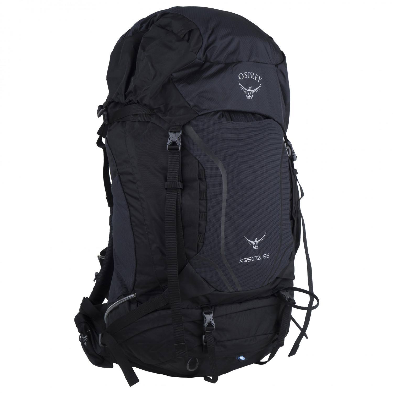 b5af85348cbfb Osprey Kestrel 68 - Sac à dos trek & randonnée   Livraison gratuite ...