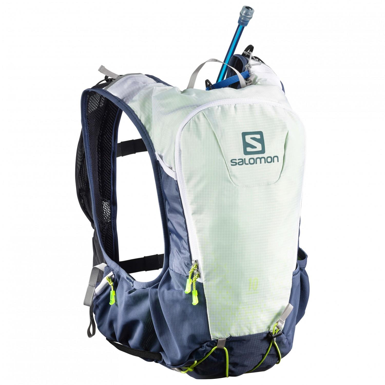 Salomon Skin Pro 10 Set Trailrunningryggsäck