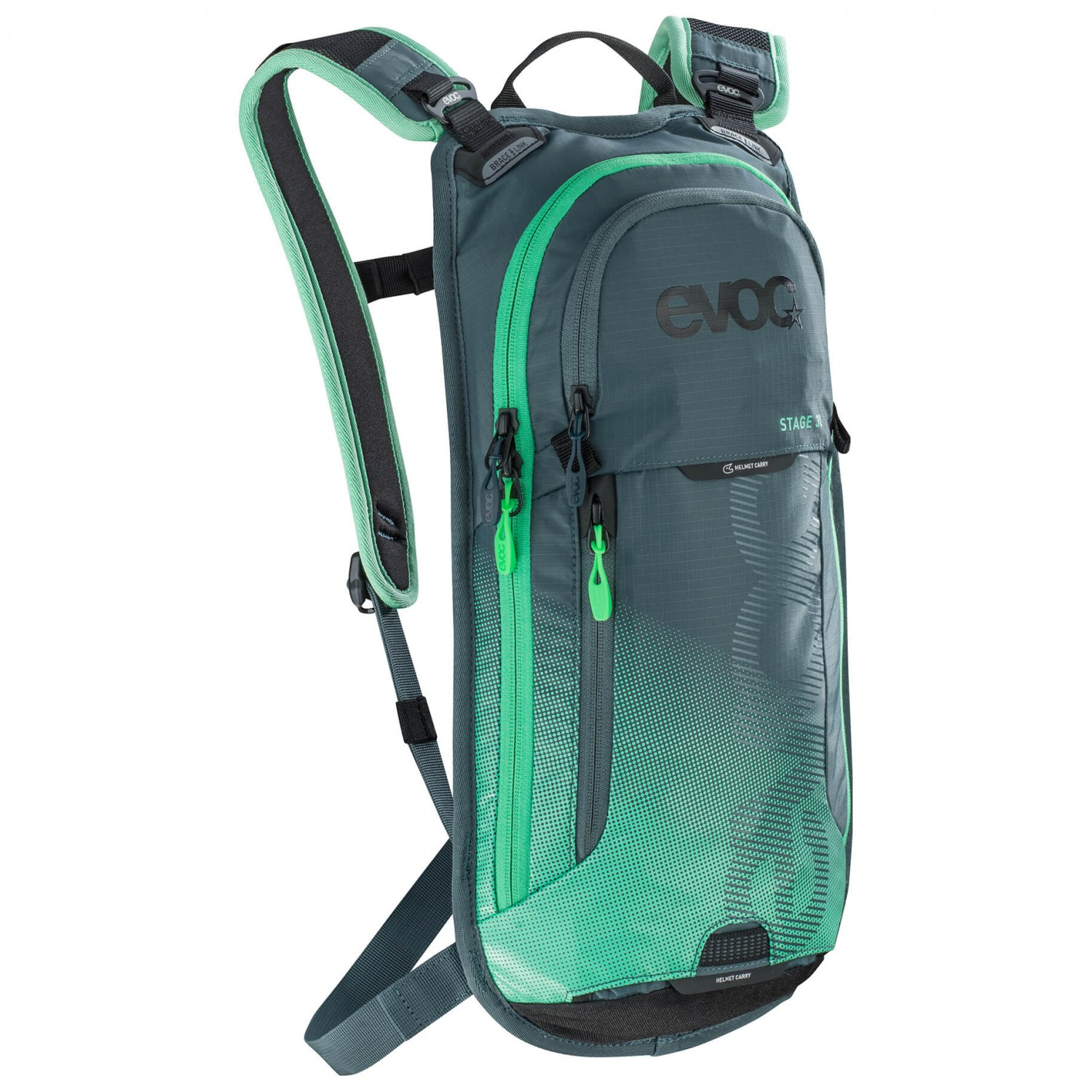 c38935d3a Evoc Stage 3 + 2L Bladder - Cycling Backpack | Free UK Delivery ...