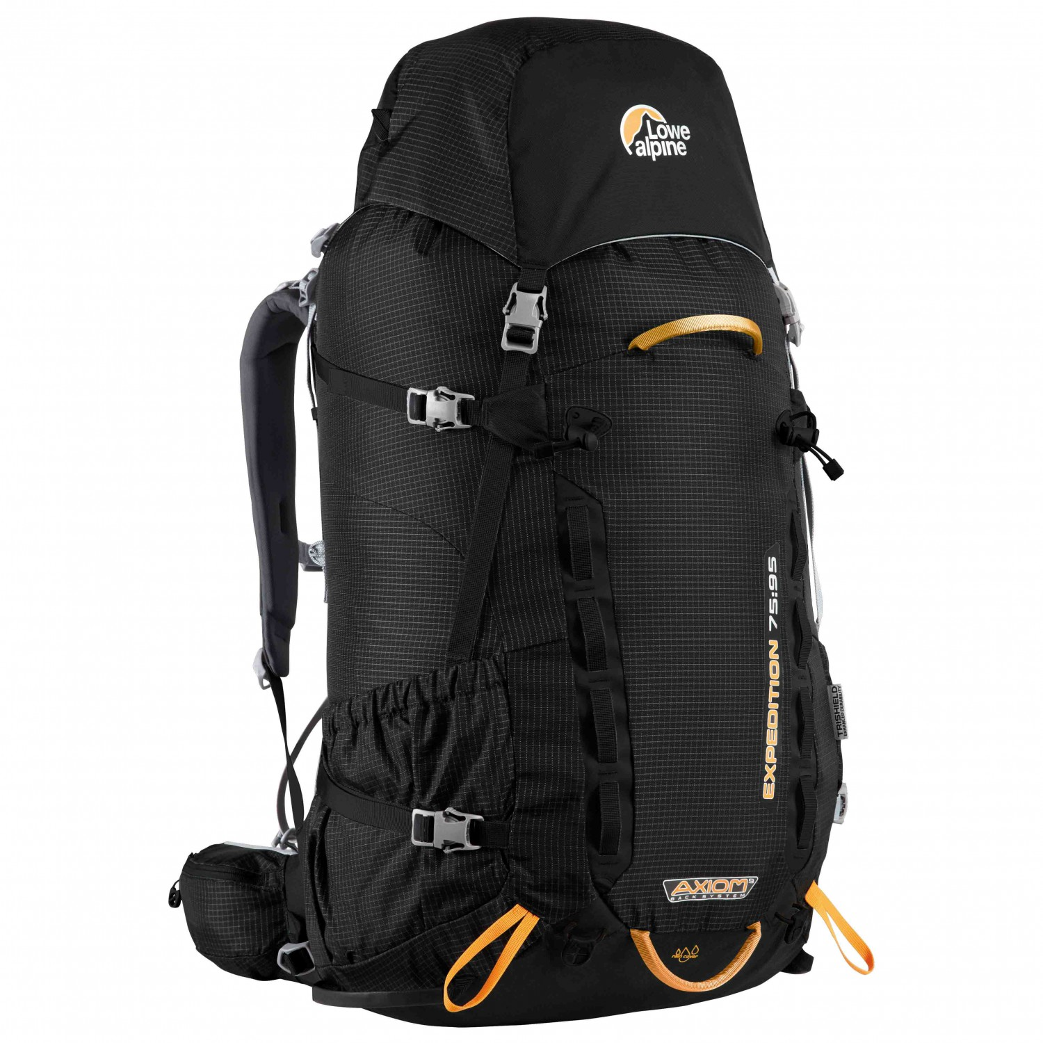 7981bd5045 Lowe Alpine Axiom Expedition 75-95 - Walking Backpack | Free UK ...