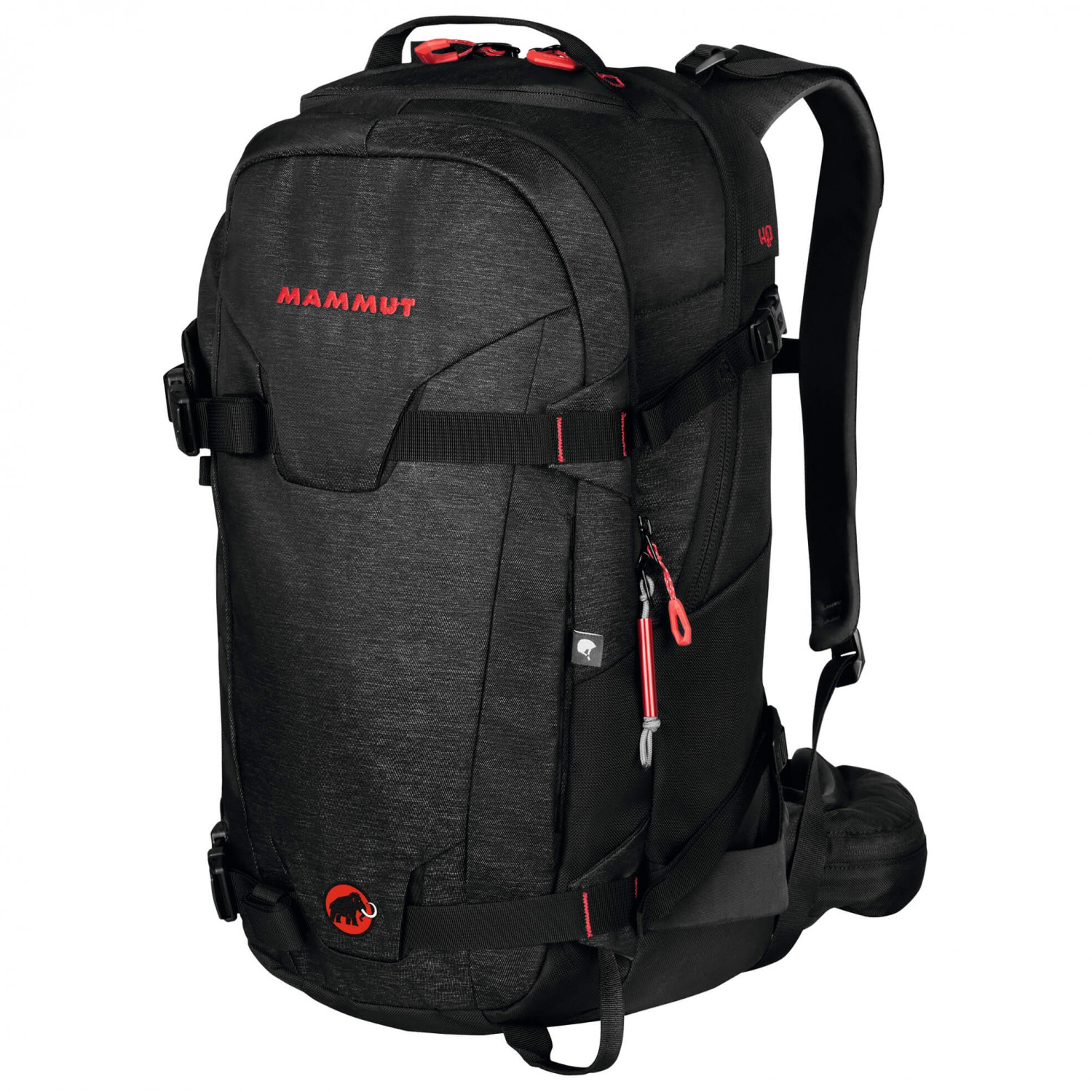 Comparison of 5 Backpacks for Ski Touring