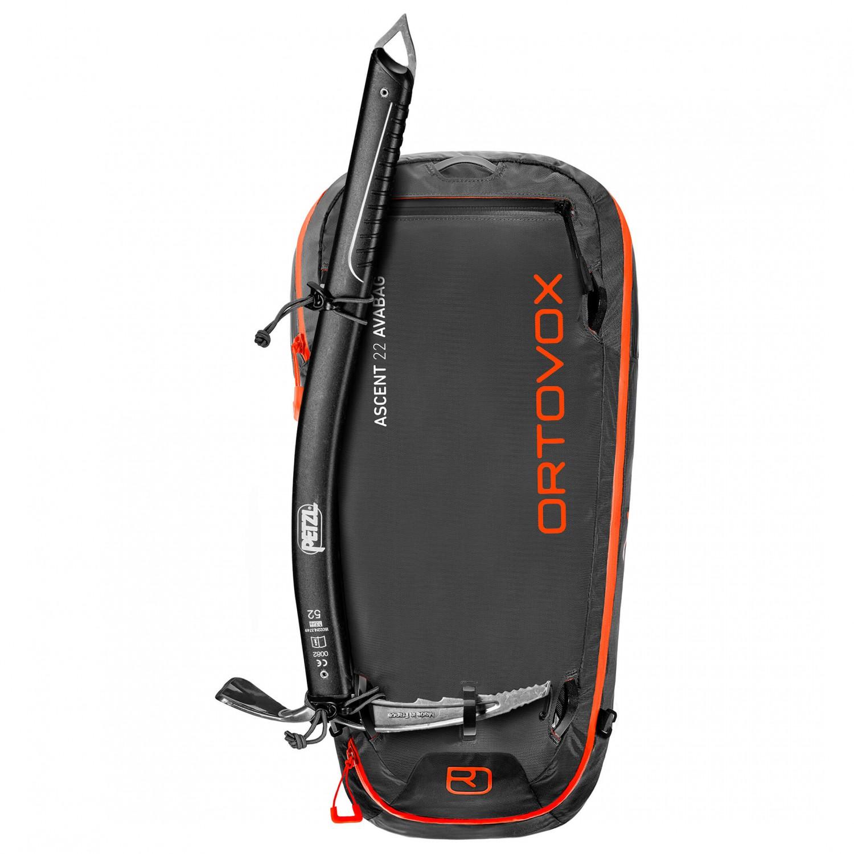 d17692555539 ... Ortovox - Ascent 22 Avabag - Ski touring backpack ...
