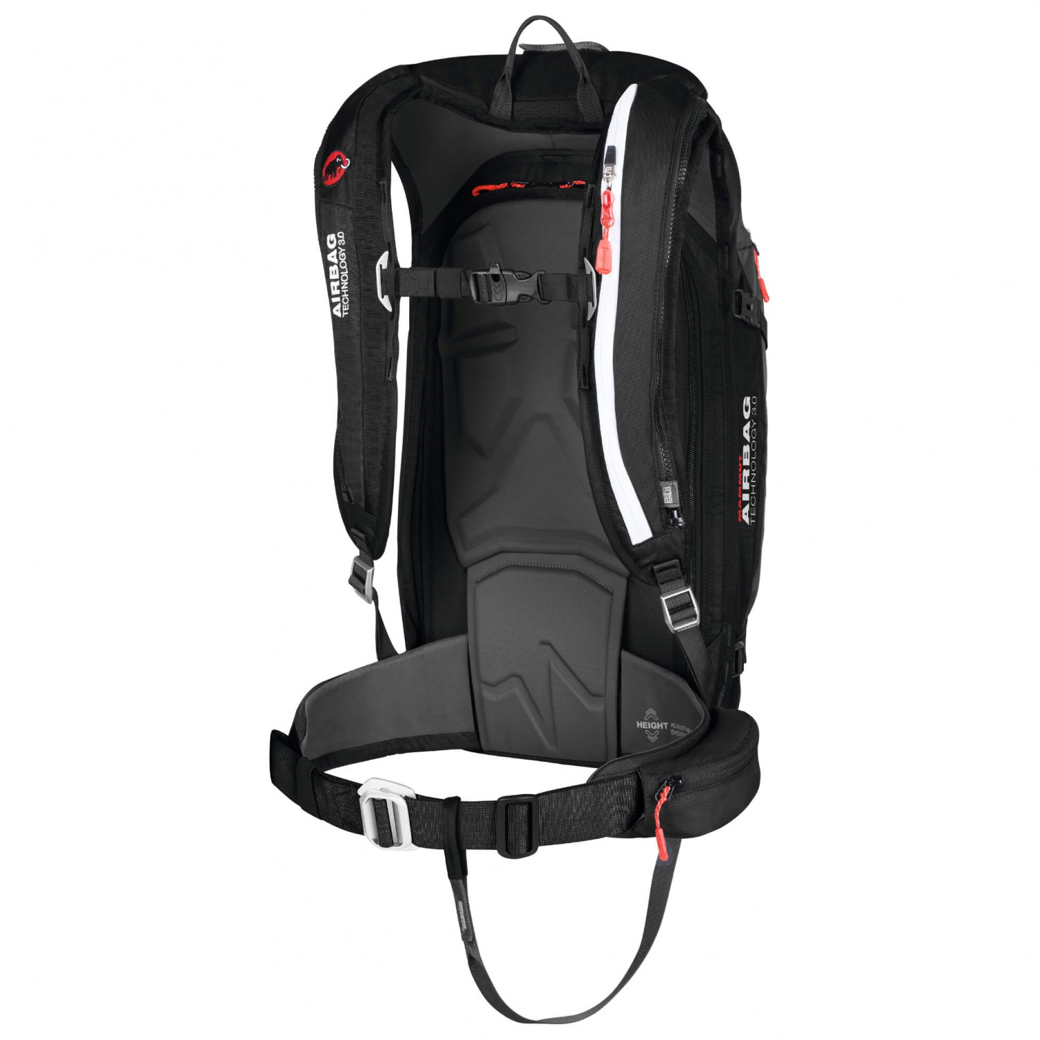 beauty most popular classic styles Mammut - Pro Protection Airbag 3.0 45 - Lawinenrucksack - Black | 45 l