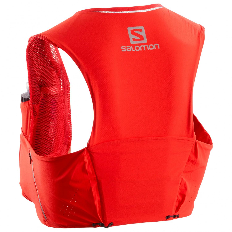 e19a3f4eecd4 Salomon - S-Lab Sense Ultra 5 Set - Trail running backpack