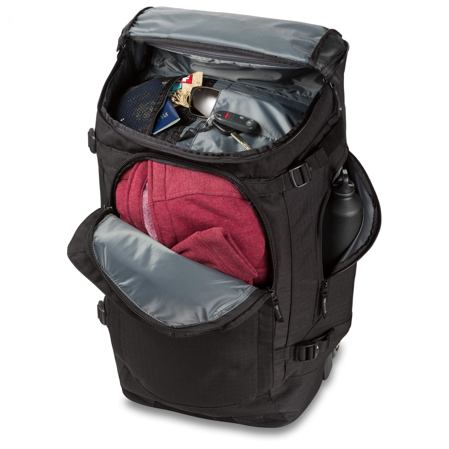 Dakine Sherpa Roller 60l Travel Backpack Buy Online