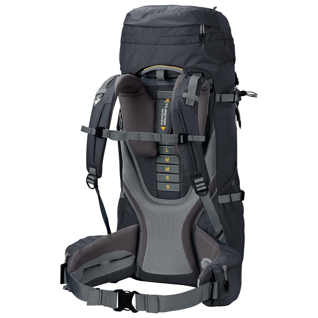 97061ff7673 Jack Wolfskin Highland Trail XT 45 - Walking Backpack Women's | Free ...