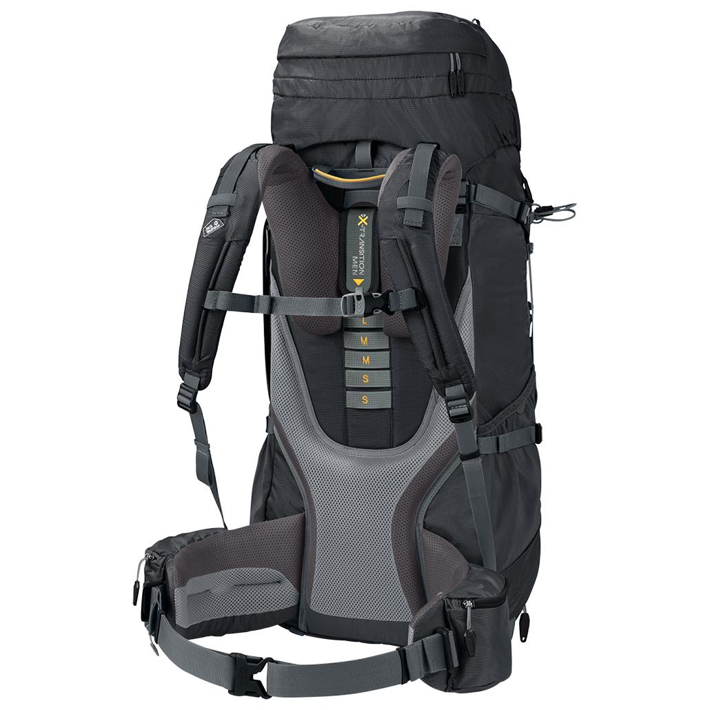 3813ecb1efa Jack Wolfskin Highland Trail XT 50 - Walking backpack | Free EU ...