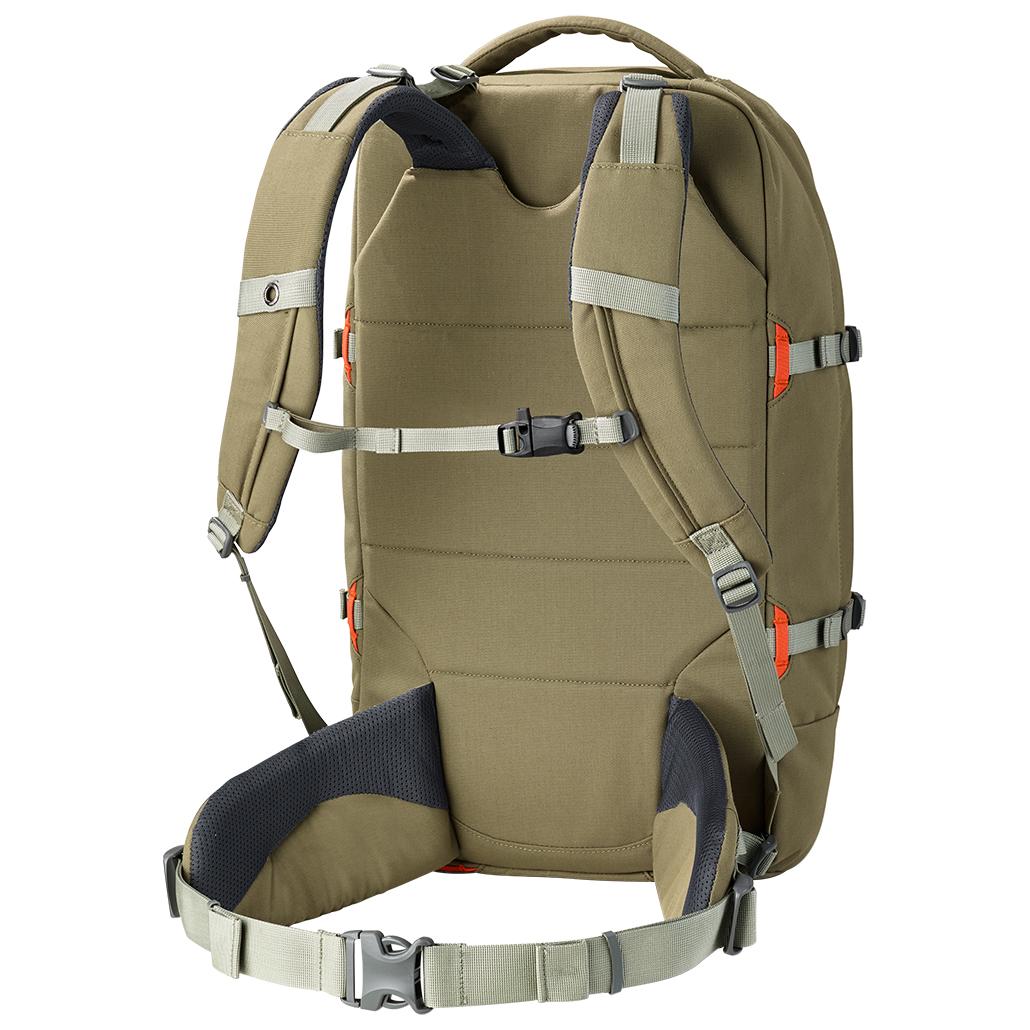 Hiking Backpacks Jack Wolfskin Railrider 40 Travel & Walking