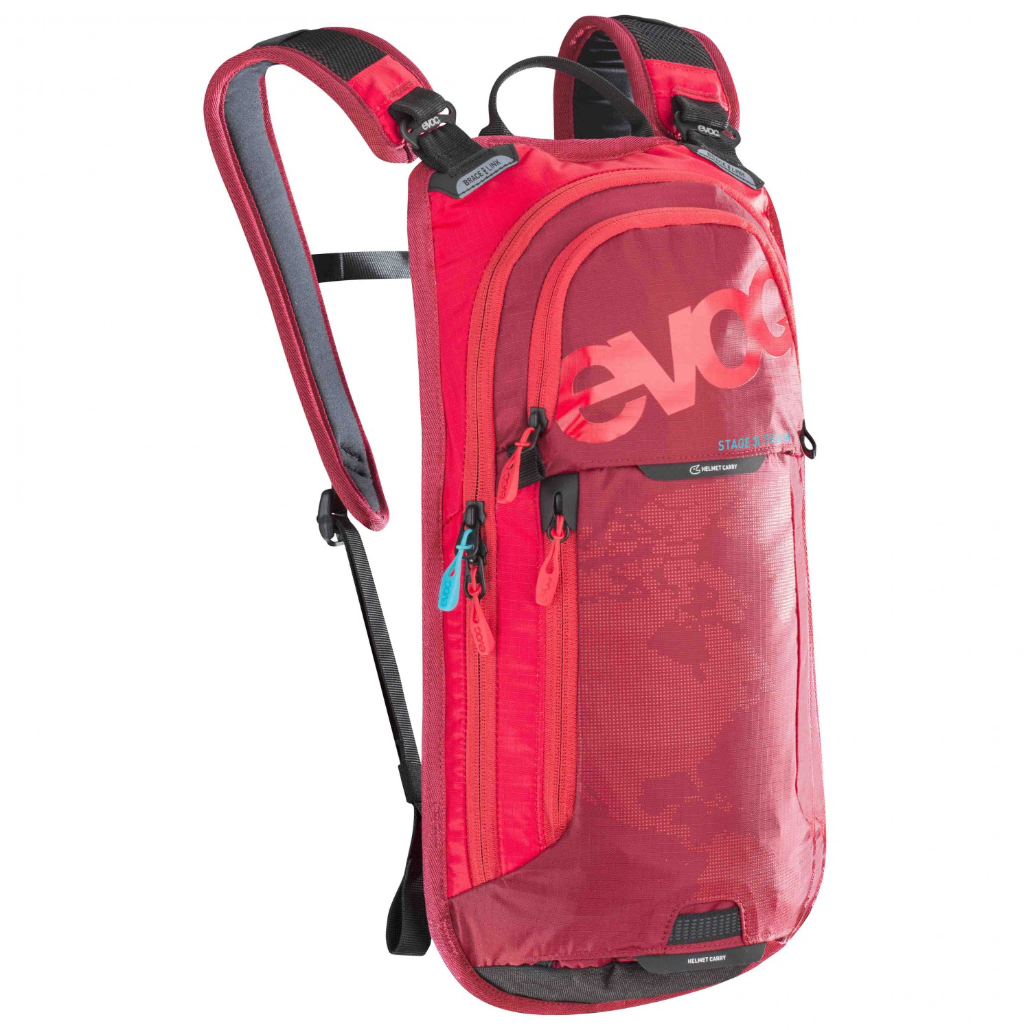 1c1aa9135 Evoc Stage 3L Team - Cycling backpack | Free EU Delivery ...