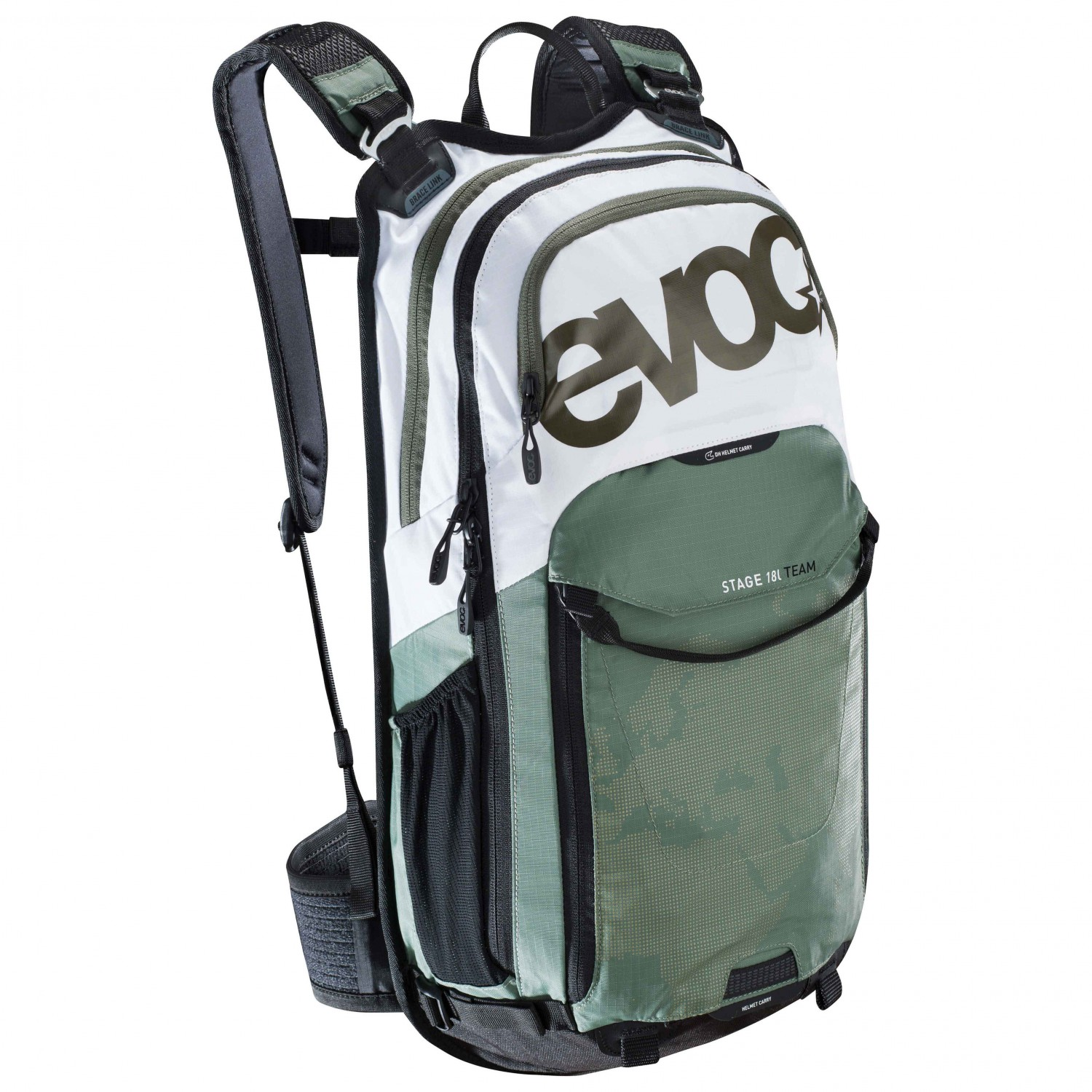 a532c46de Evoc Stage Team 18L - Cycling Backpack | Buy online | Alpinetrek.co.uk