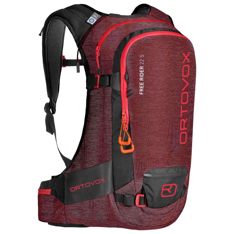 Ortovox Ski Backpack: Ortovox Free Rider 22 S - Ski Touring Backpack